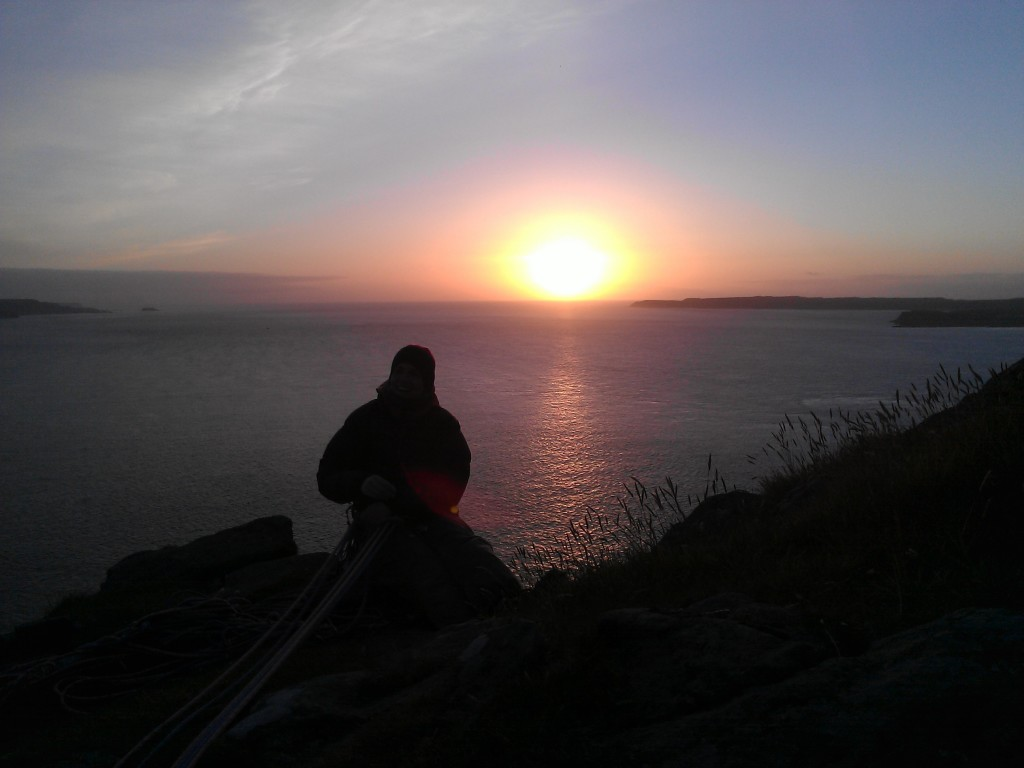 Rathlin Sunset 2